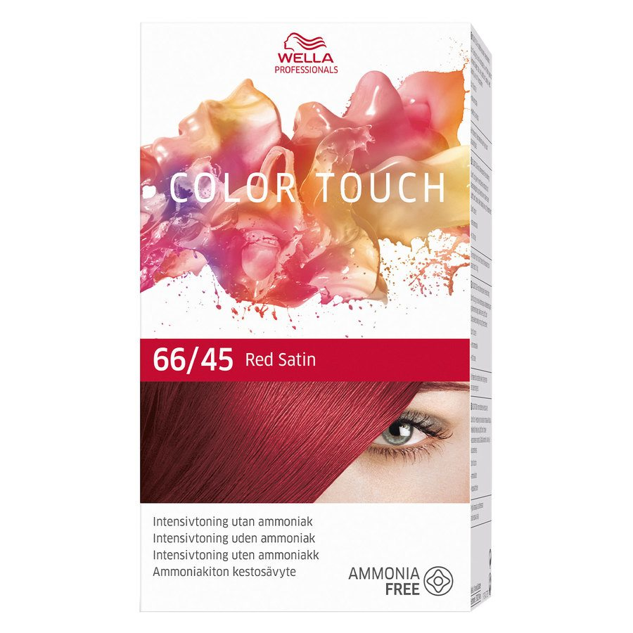 Wella Professionals Color Touch 66/45 Red Satin