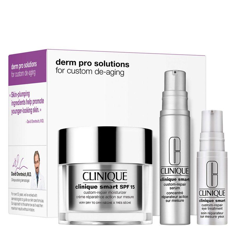 Clinique Derm Pro Solutions: For Custom De-Aging Set
