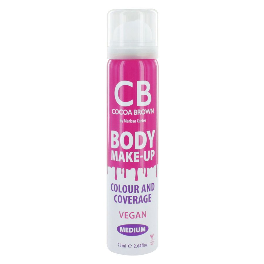 Cocoa Brown Body Make-Up Vegan Colour & Coverage Medium 75 ml