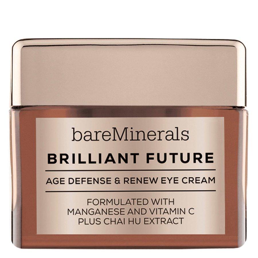 bareMinerals Brilliant Future Age Defense & Renew Eye Cream 15 g