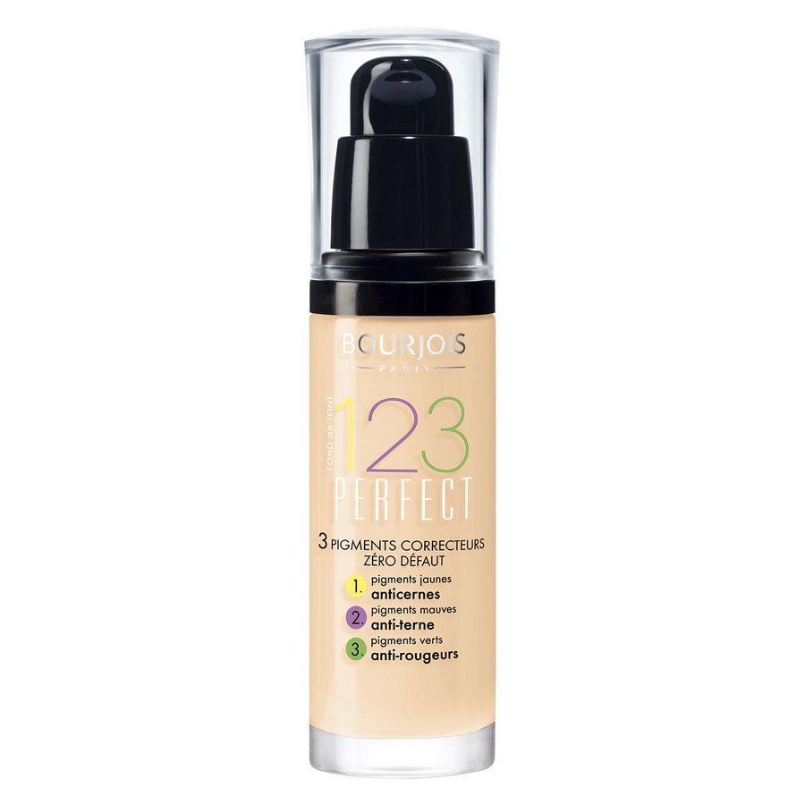 Bourjois 1,2,3 Perfect Foundation 30 ml ─ 51 Light Vanilla