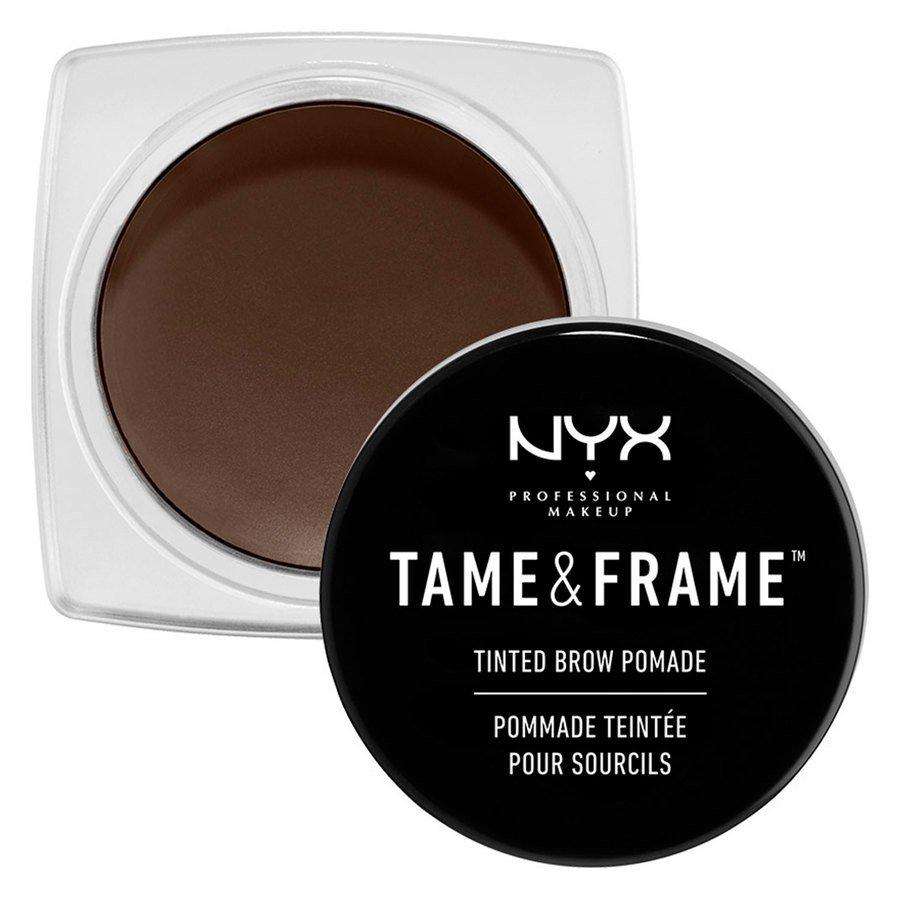 NYX Professional Makeup Tame & Frame Tinted Brow Pomade 04 Espresso 5g