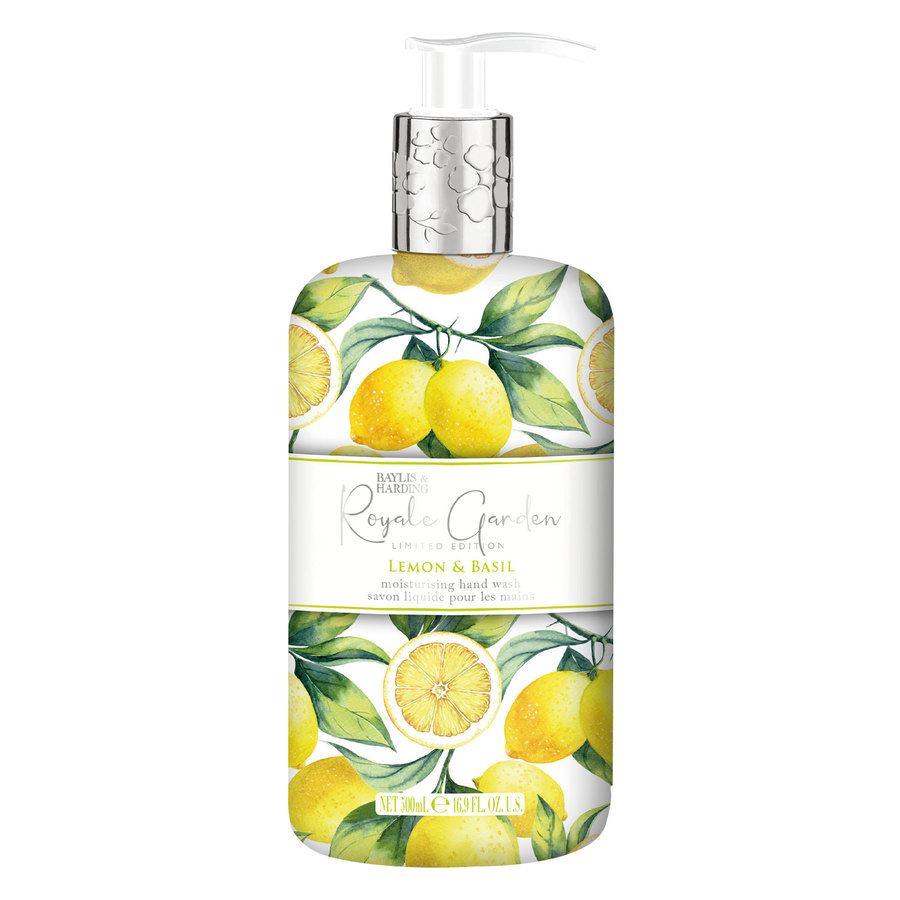 Baylis & Harding Royale Garden Lemon & Basil Hand Wash 500 ml