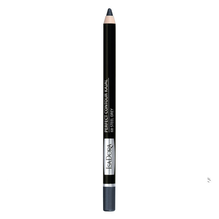 IsaDora Perfect Contour Kajal 1,3 g - 68 Steel Grey