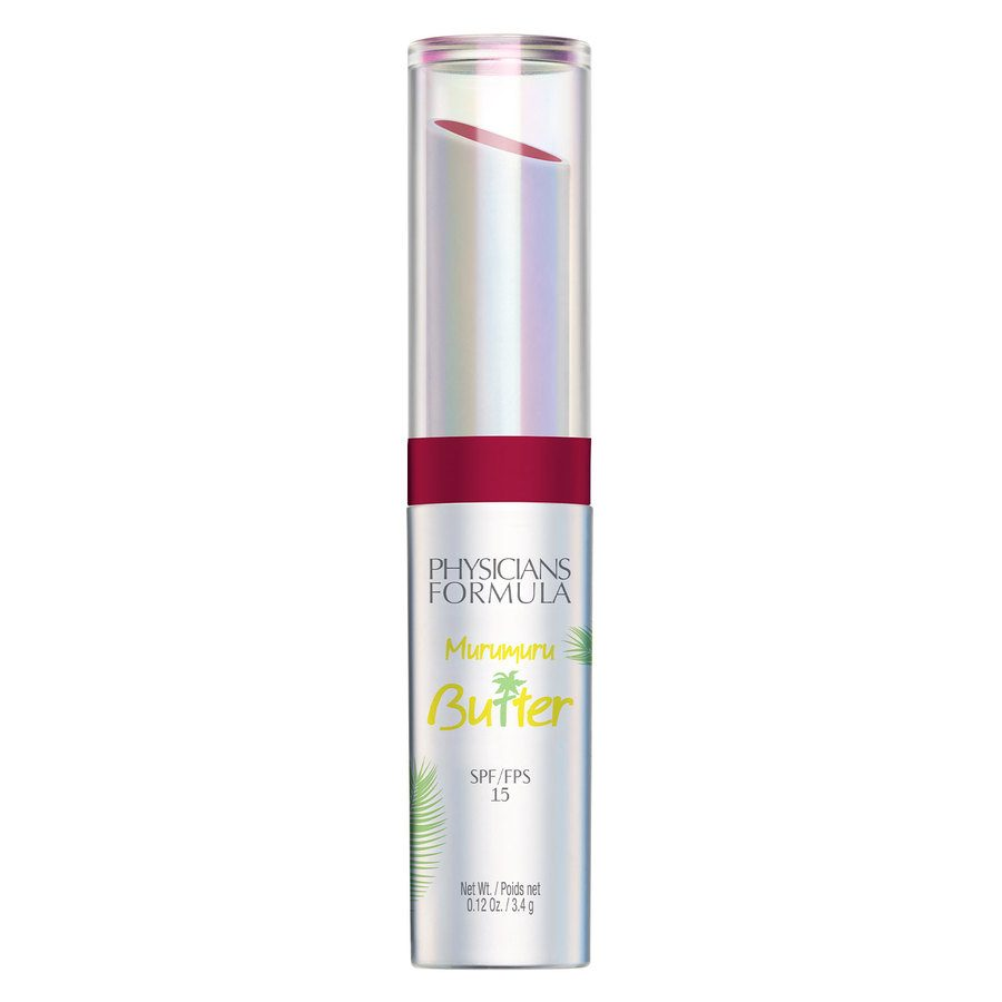 Physicians Formula Murumuru Butter Lip Cream SPF15 3,4 g ─ Acai Berry