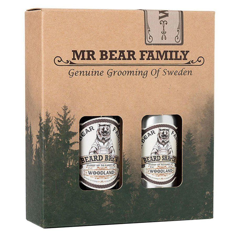 Mr Bear Family Kit Brew & Shaper Woodland 60 + 50 ml