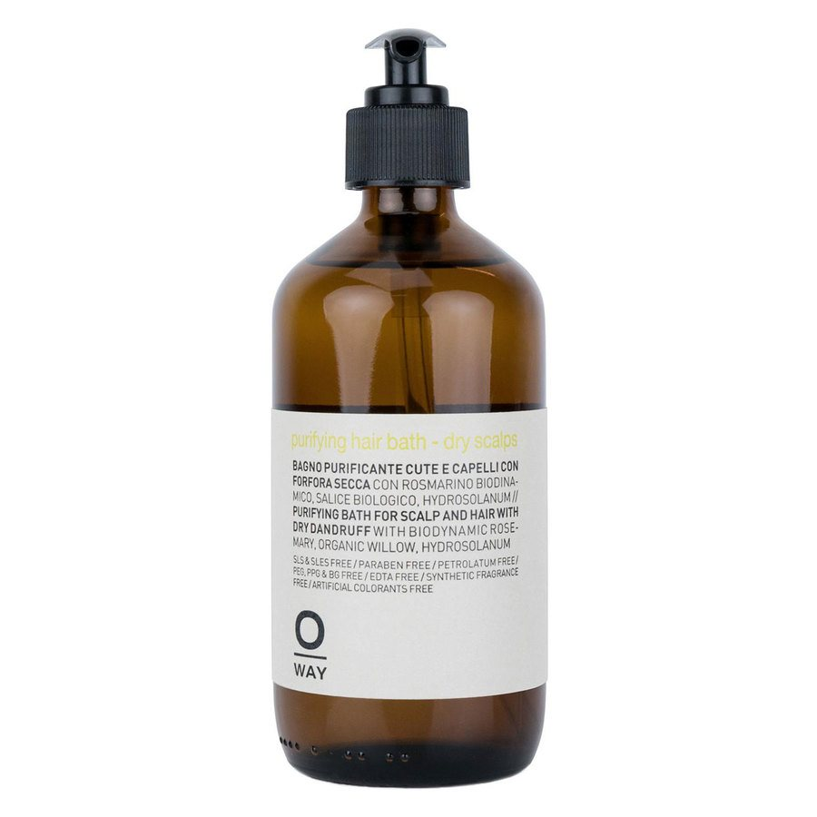 Oway Purifying Hair Bath Dry Scalps 240 ml