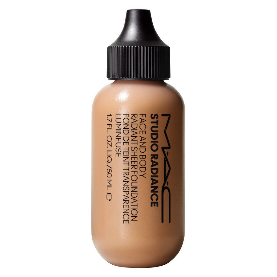 MAC Cosmetics Studio Radiance Face And Body Radiant Sheer Foundation 50 ml ─ N2