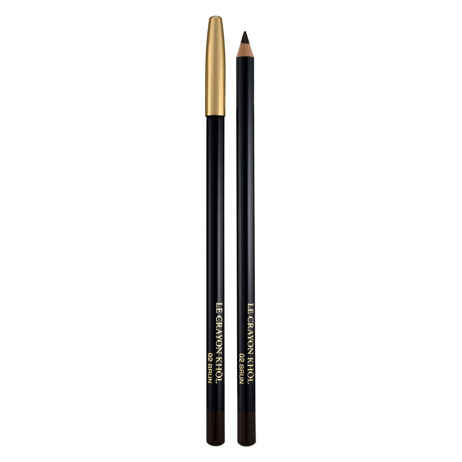 Lancôme Crayon Khôl Eyeliner Pencil – 02 Brun