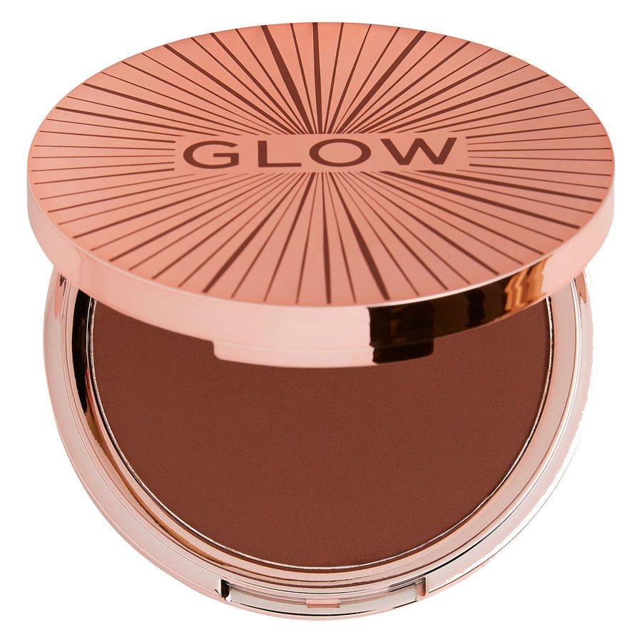 Makeup Revolution Glow Splendour Ultra Matte Bronzer 15 g ─ Dark