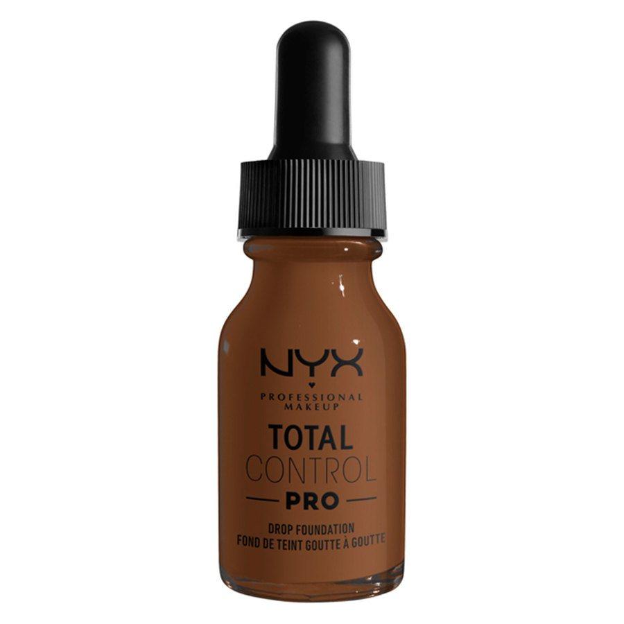 NYX Professional Makeup Total Control Pro Drop Foundation 13 ml ─ Mocha