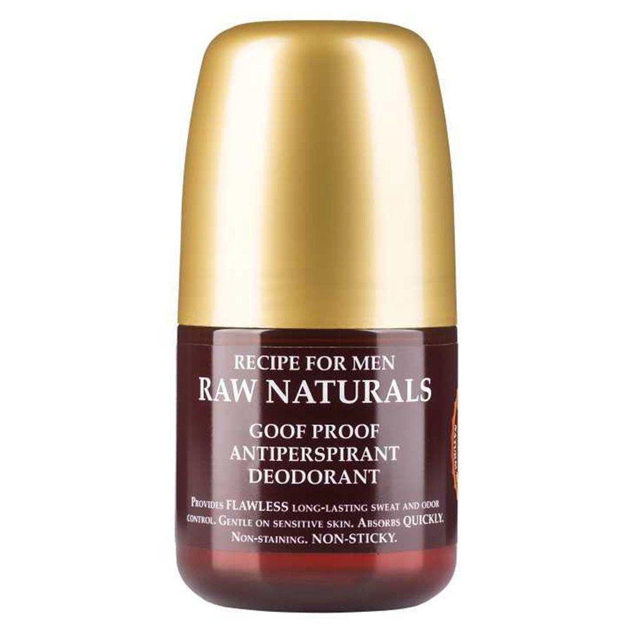 Raw Naturals Goof Proof Antiperspirant Deodorant 60 ml