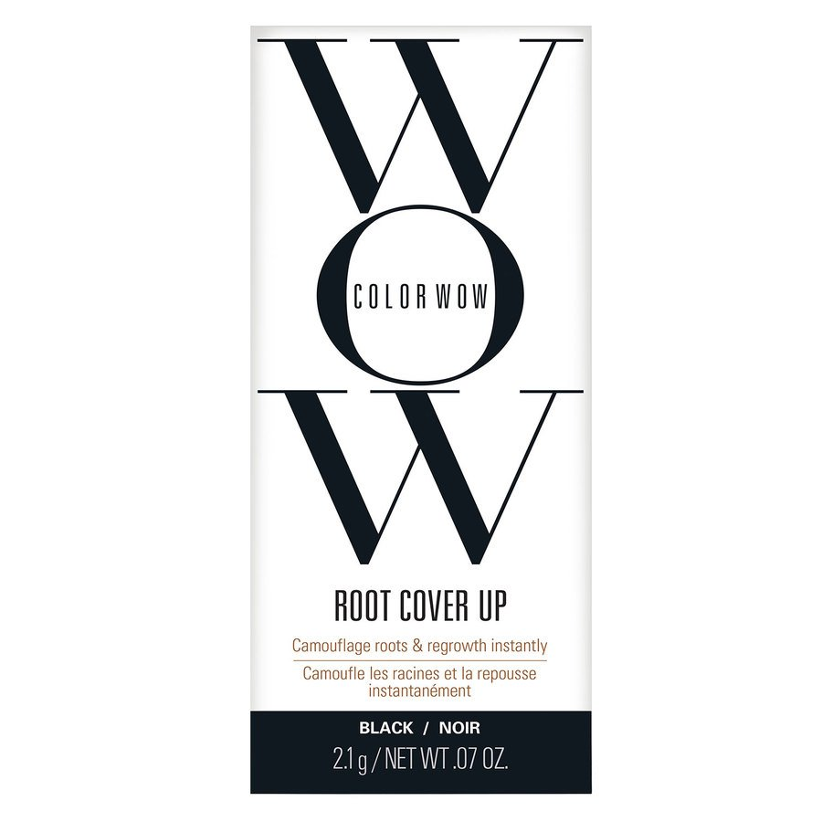 Color Wow Root Cover Up 2,1 g - Black