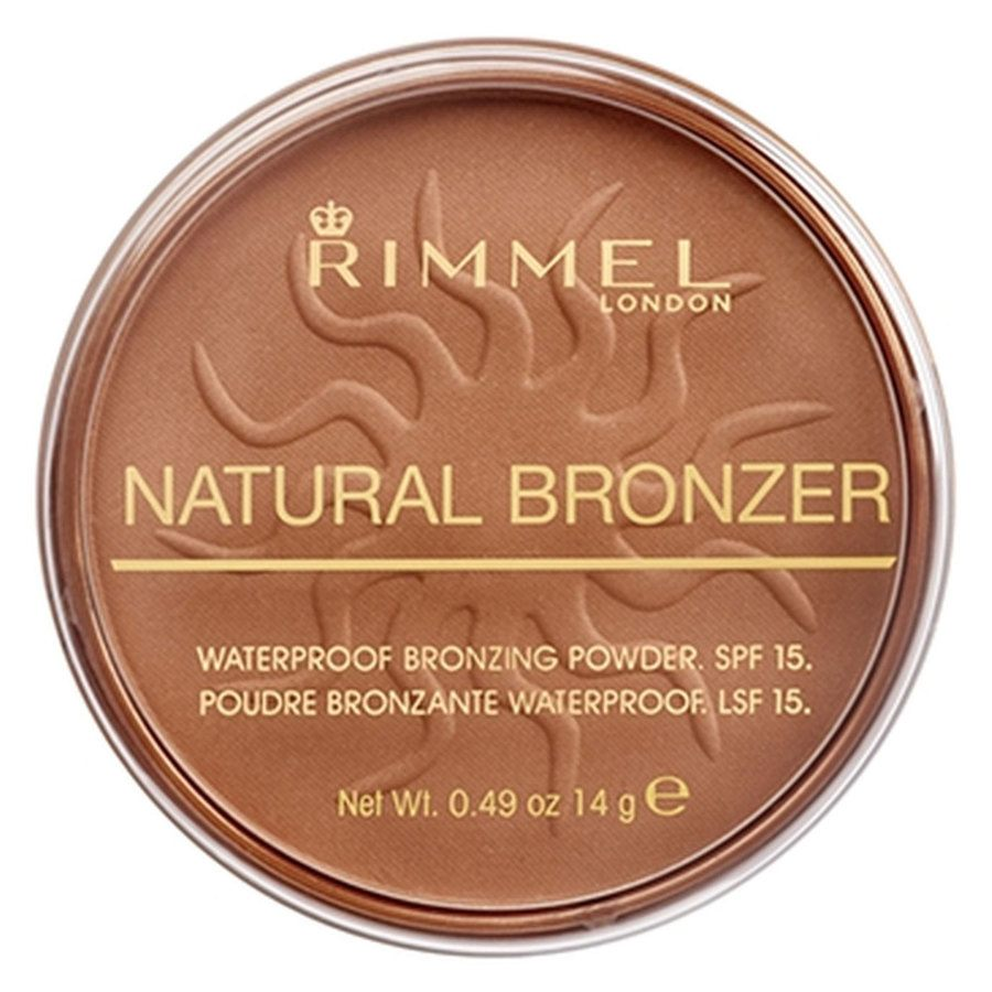 Rimmel London Natural Bronzer 14 g – Sun Bronze 022