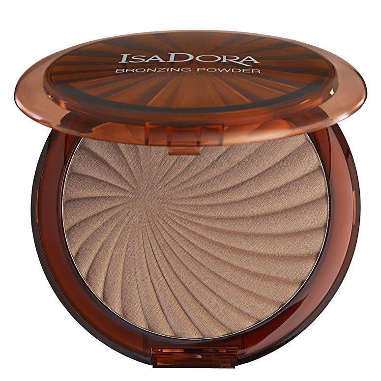 IsaDora Bronzing Powder 20 g ─ 07 Deep Tan