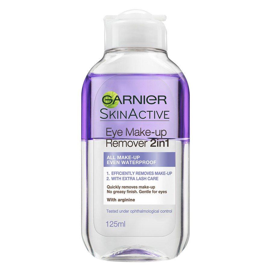 Garnier Eye Make-up Remover 2-In-1 125 ml