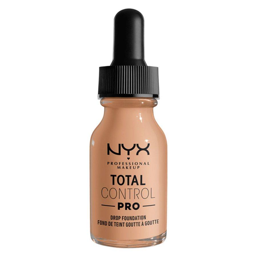 NYX Professional Makeup Total Control Pro Drop Foundation 13 ml ─ Natural