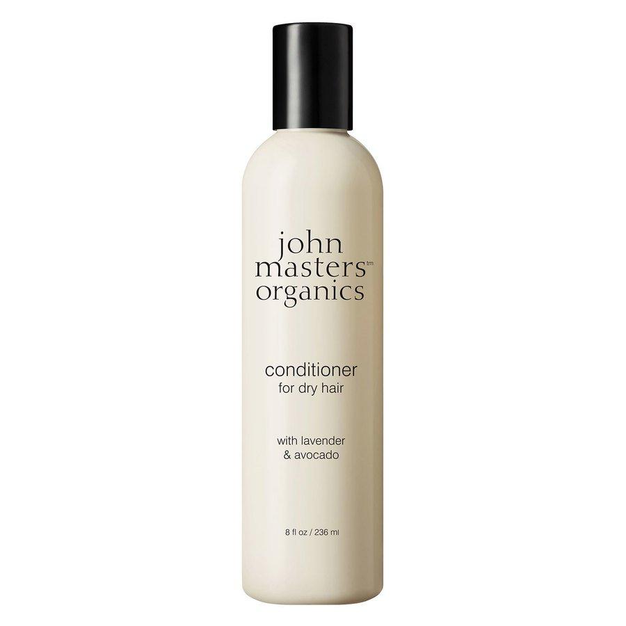 John Masters Organics Lavender & Avocado Conditioner For Dry Hair 236 ml