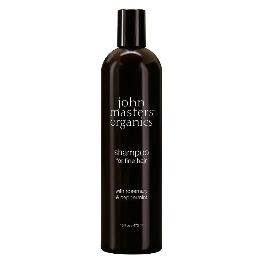 John Masters Organics Shampoo For Fine Hair With Rosemary & Peppermint 473 ml