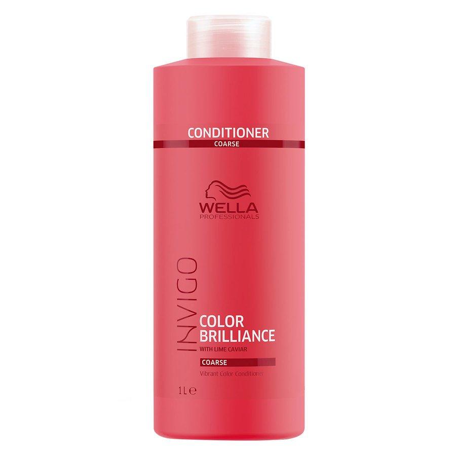 Wella Professionals Invigo Color Brilliance Conditioner Coarse 1 000 ml