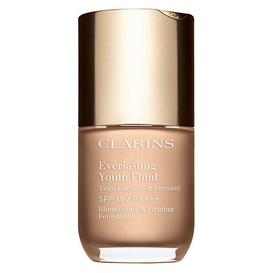 Clarins Everlasting Youth Fluid Foundation 30 ml – 105 Nude