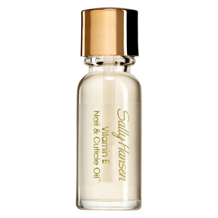 Sally Hansen Vitamin E Nail And Cuticle Oil 13 ml
