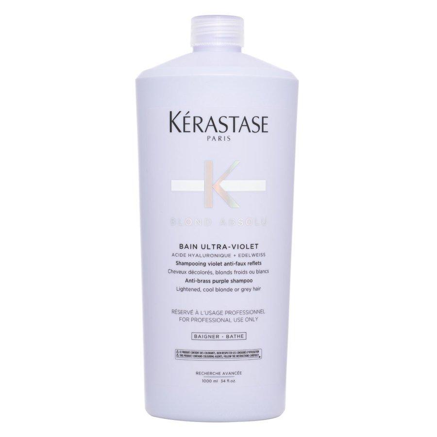 Kérastase Blond Absolu Bain Ultra-Violet Shampoo 1 000 ml