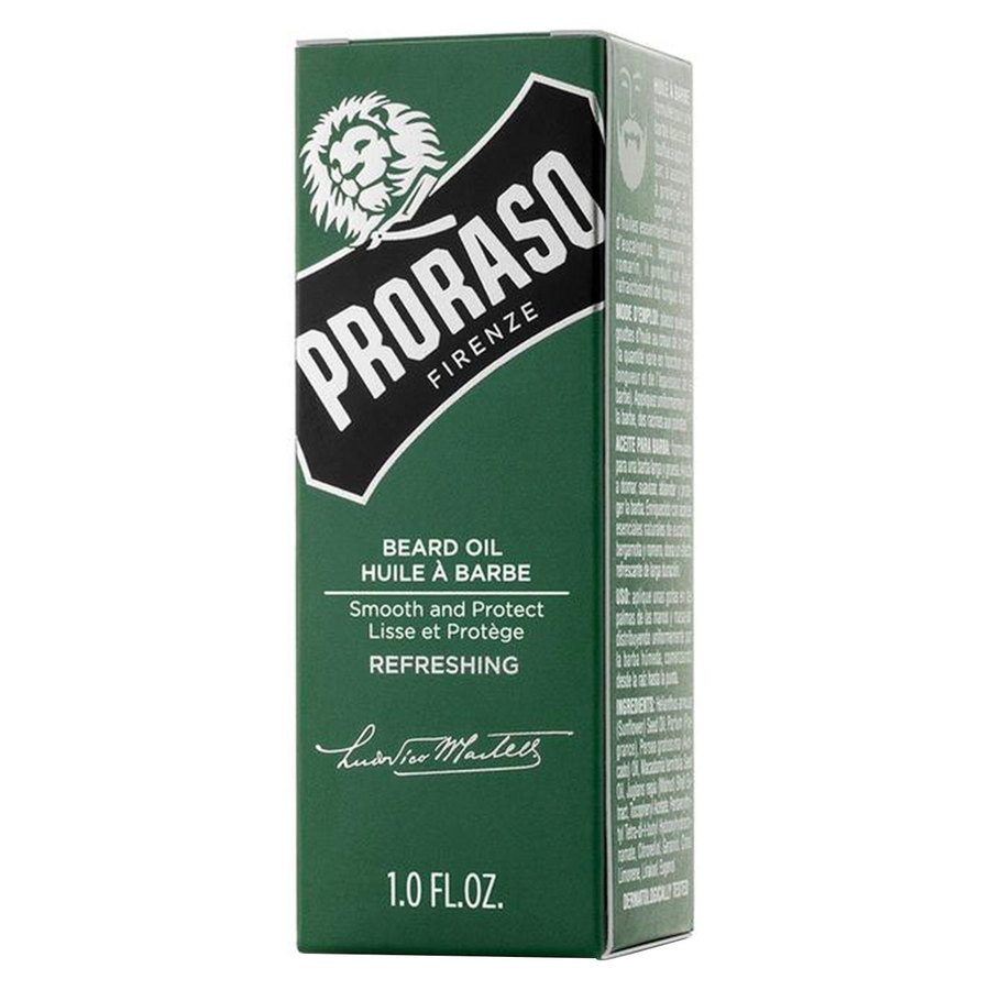 Proraso Beard Oil Refreshing 30 ml