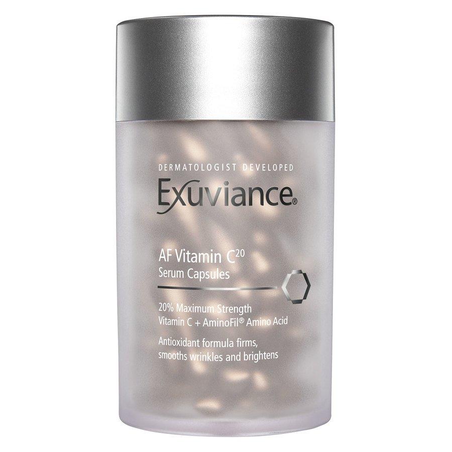 Exuviance AF Vitamin C 20 % Serum Capsules 60 kpl