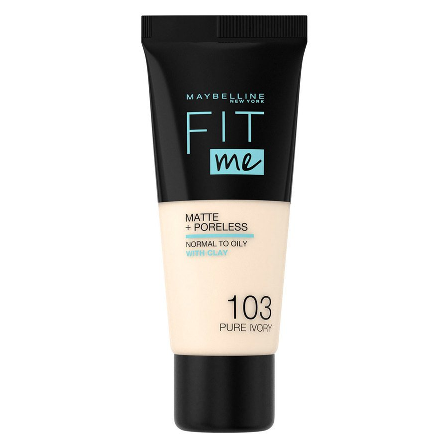 Maybelline Fit Me Matte + Poreless Foundation 103 30ml