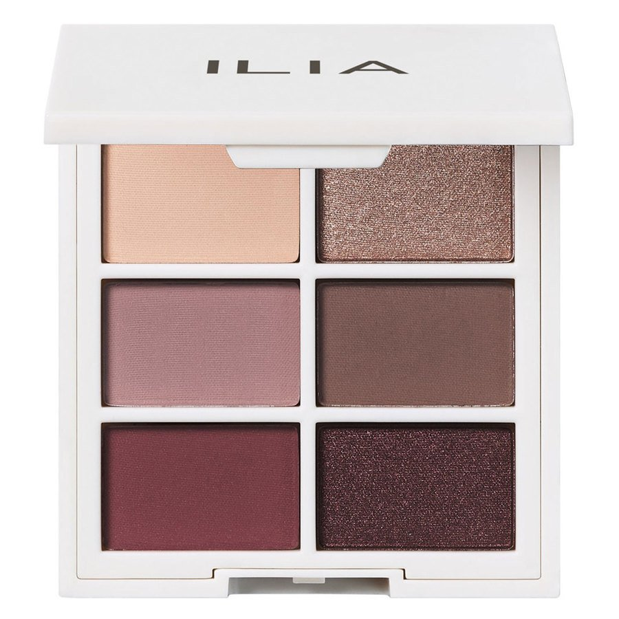 Ilia The Necessary Eyeshadow Palette 1,68 g – Cool Nude