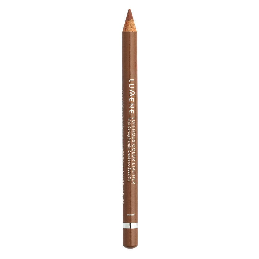 Lumene Luminous Color Lipliner 1,1 g – 1 Hazel Heart