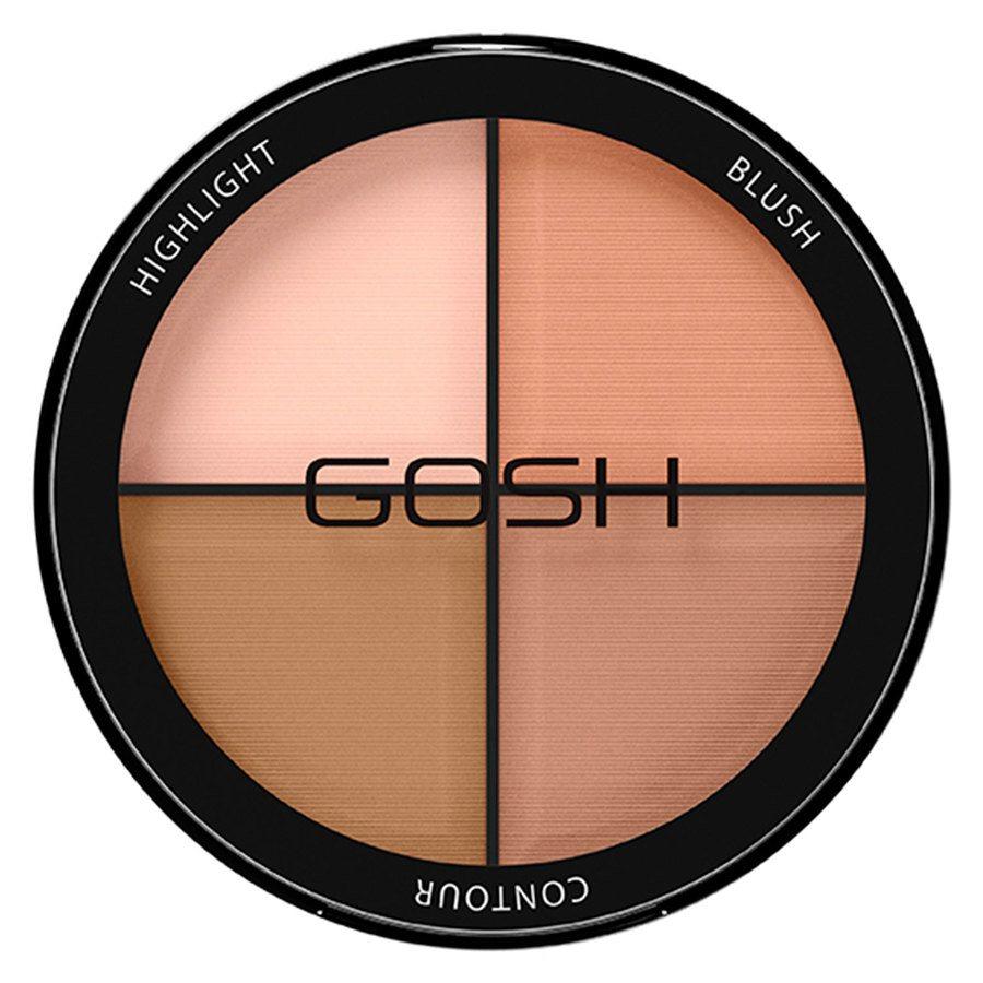 GOSH Contour'n Strobe Kit 15 g ─ #001 Light