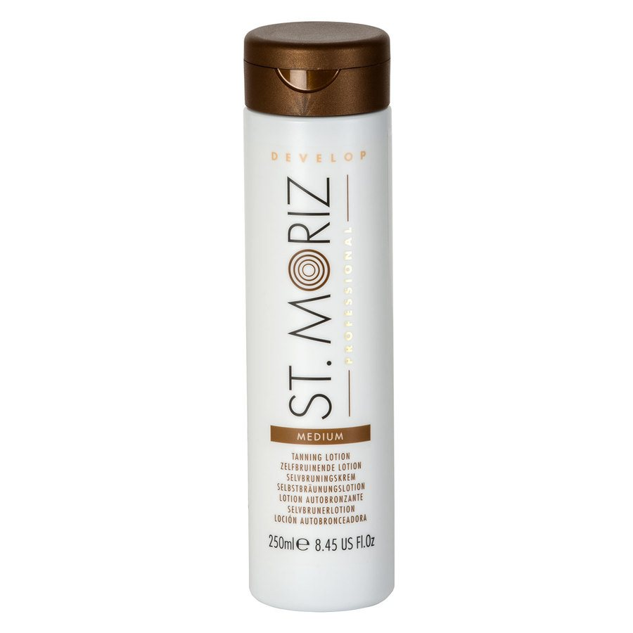 St. Moriz Professional Tanning Lotion 250 ml – Medium