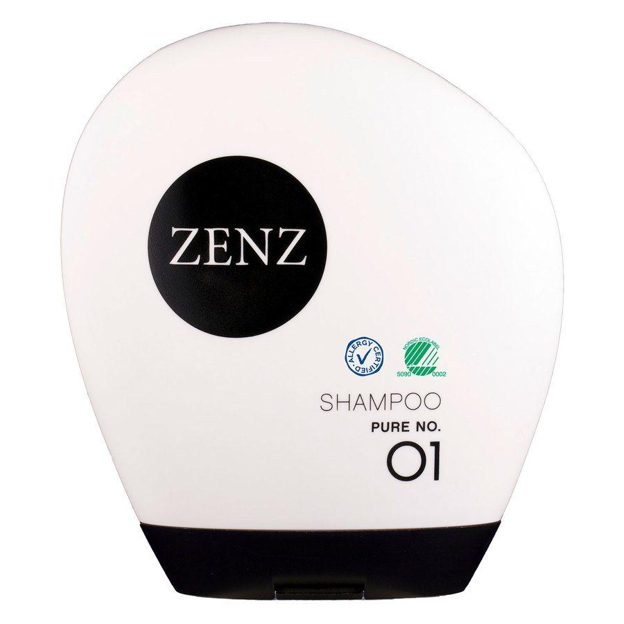 Zenz Organic Shampoo Pure No.01 250 ml