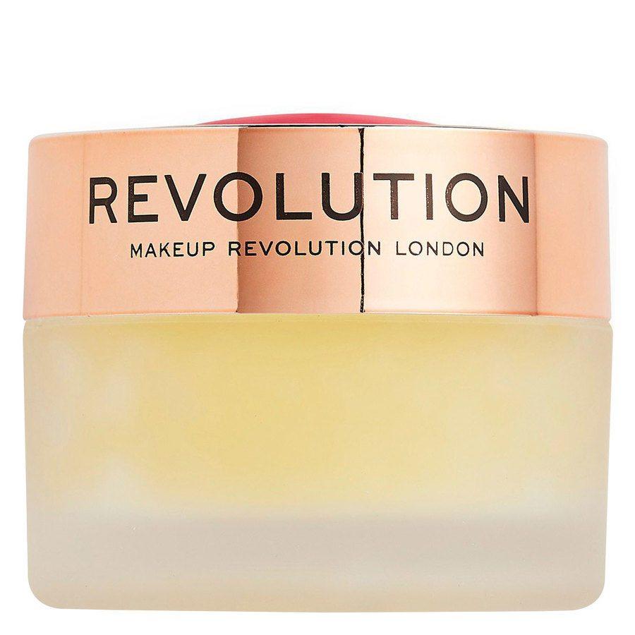 Makeup Revolution Sugar Kiss Lip Scrub 15 g ─ Pineapple Crush