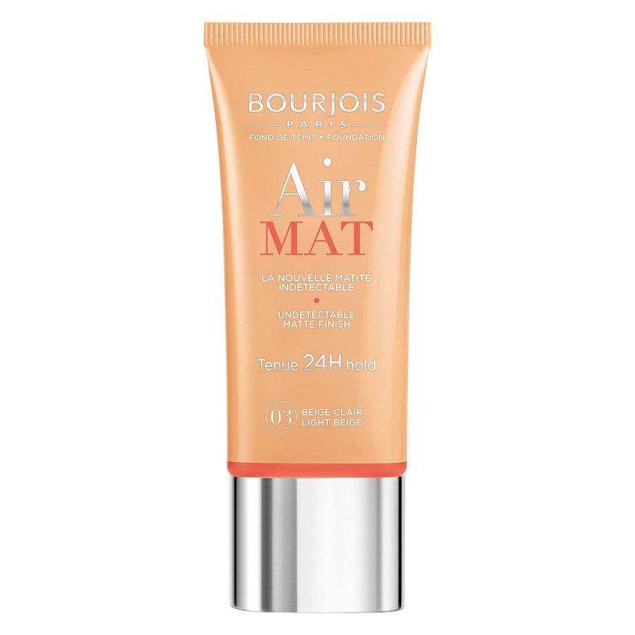 Bourjois Air Mat Foundation 30 ml ─ 03 Light Beige