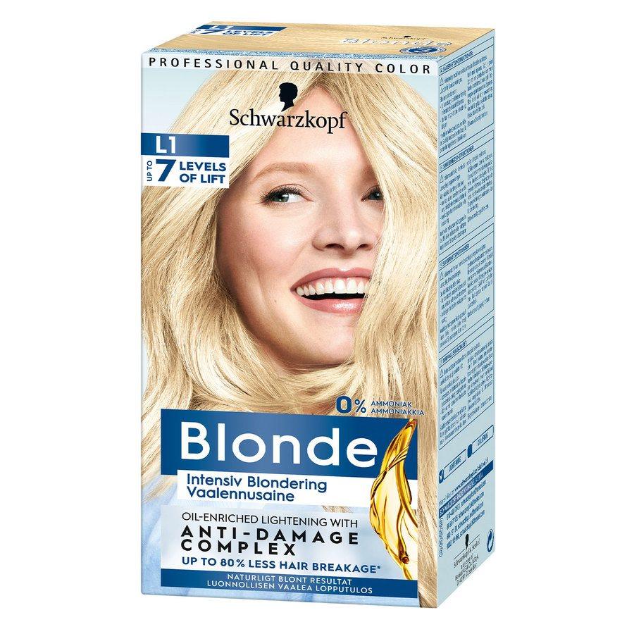Schwarzkopf Blonde L1 Intensive Lightener