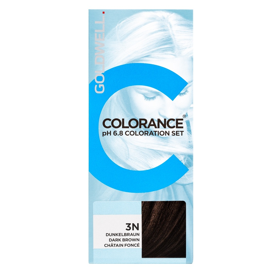 Goldwell Colorance pH 6.8 Coloration Set 90 ml - 3N Dark Brown