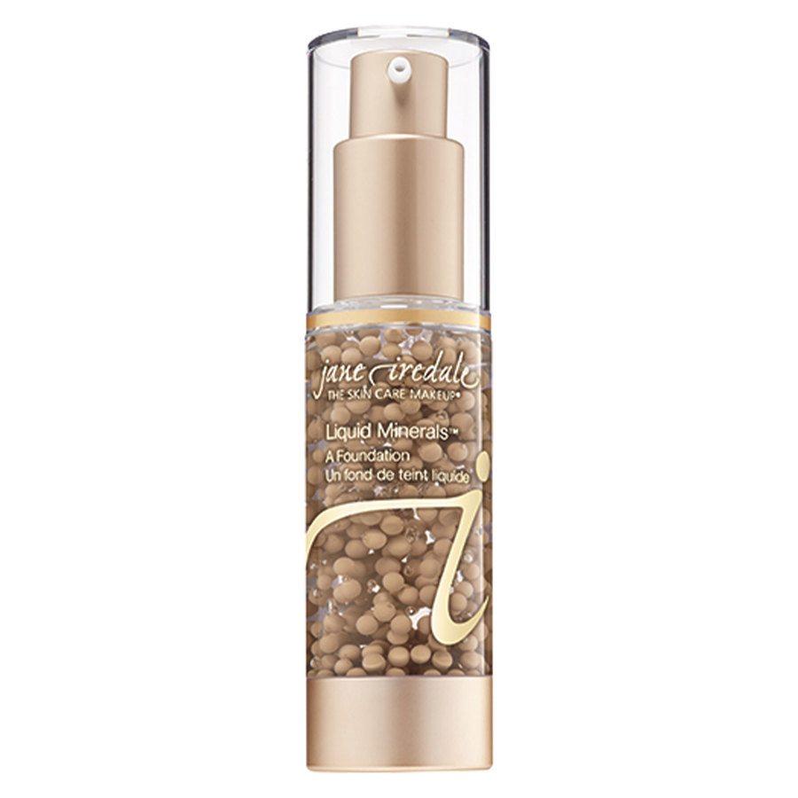 Jane Iredale Liquid Minerals Foundation 30 ml ─ Honey Bronze
