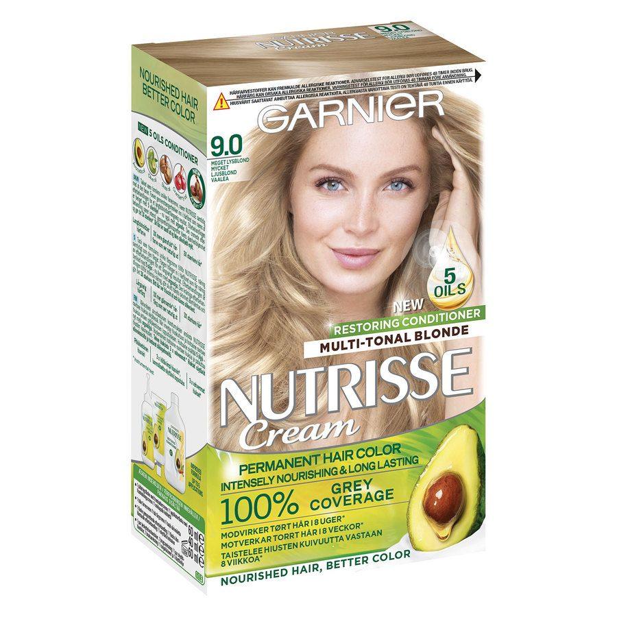 Garnier Nutrisse Cream – 9