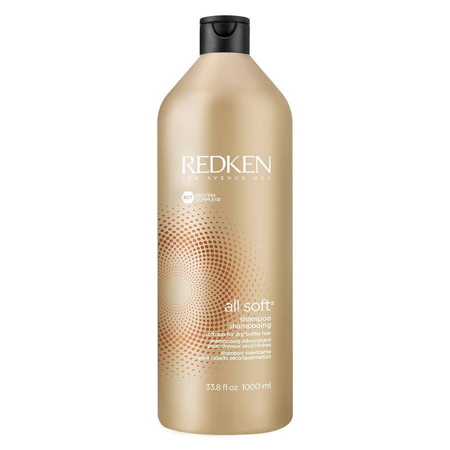 Redken All Soft Shampoo 1000 ml