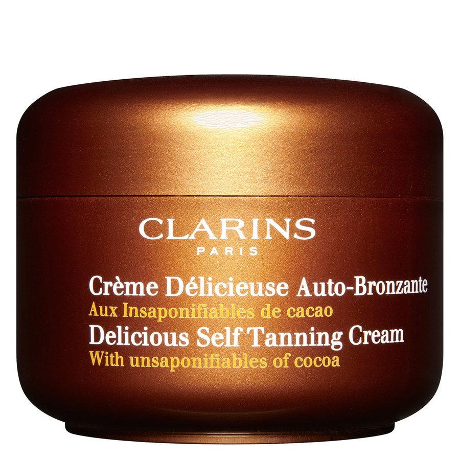 Clarins Delicious Self Tanning Cream 150 ml