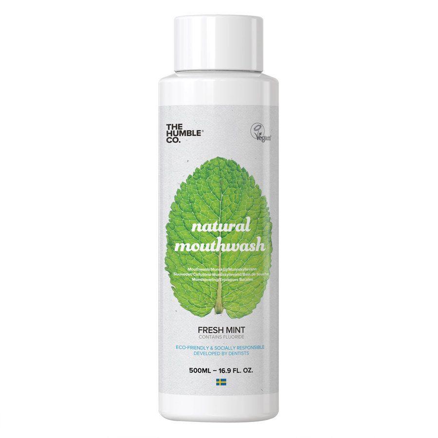 The Humble Co Humble Natural Mouthwash 500 ml – Fresh Mint