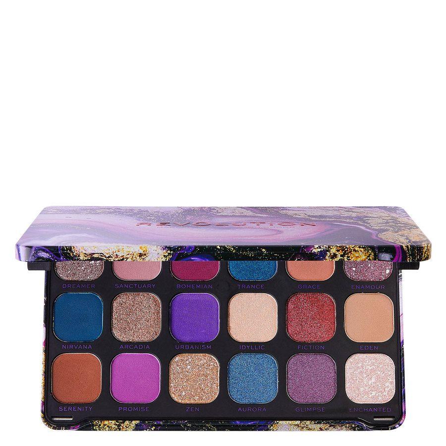 Makeup Revolution Forever Flawless Eutopia Palette 15 g