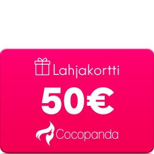 Lahjakortti – 50 €