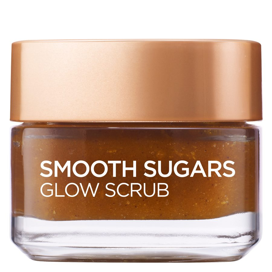 L'Oréal Paris Smooth Sugar Scrub Glow Grapeseed 50 ml