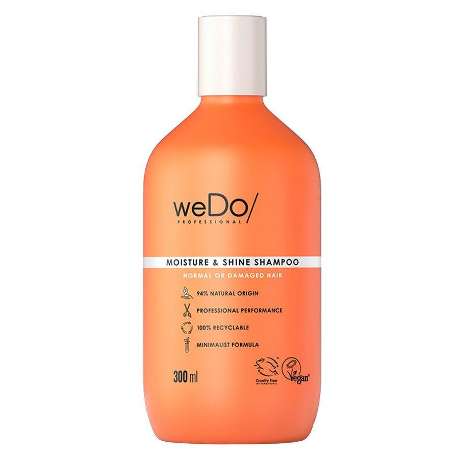 weDo/ Moisture & Shine Shampoo 300 ml