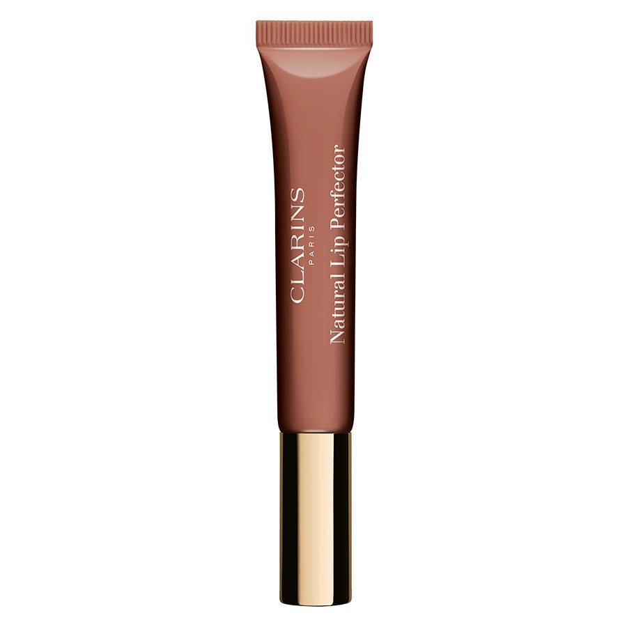 Clarins Instant Light Natural Lip Perfector 12 ml - #06 Rosewood Shimmer