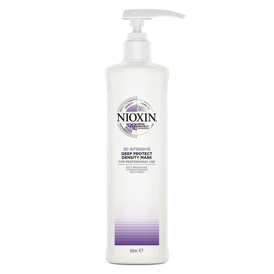 Nioxin 3D Intensive Deep Protect Density Masque 500 ml